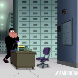 American Dad Permanent Record