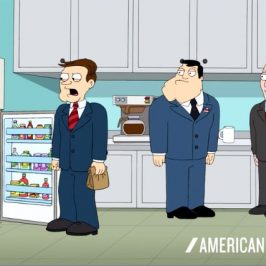 American Dad Accidental Resignation