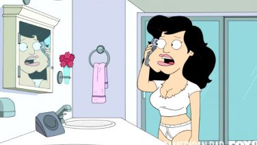American Dad Stan The Woman