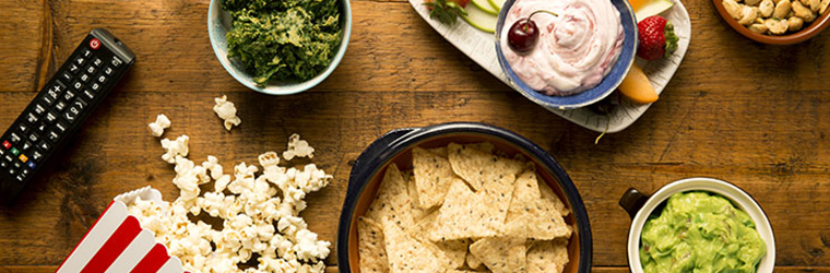 8 Healthy Snack Ideas for Movie Night