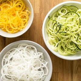 5 Ways to Try the Veggie Noodle Trend