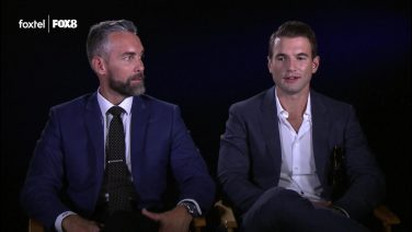 Jay Harrington & Alex Russell chat all things S.W.A.T