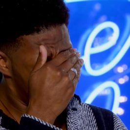 Marcio Donaldson's tear jerking American Idol audition