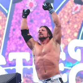 WWE: AJ Styles talks hard work