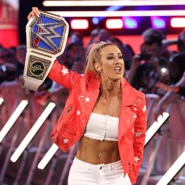 WWE: Carmella on why she loves her job