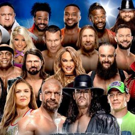 Watch WWE Super Show-Down Live on Main Event