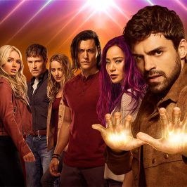 The Gifted S2 Oct 10