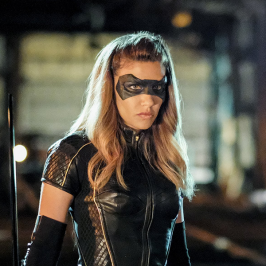What To Expect For Arrow Season 7: Juliana Harkarvy
