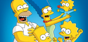 WIN A Simpsons Prize Pack!