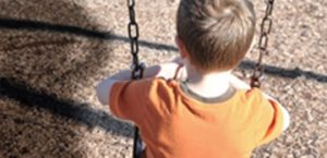 The cycle: the abused children who become abusive adults