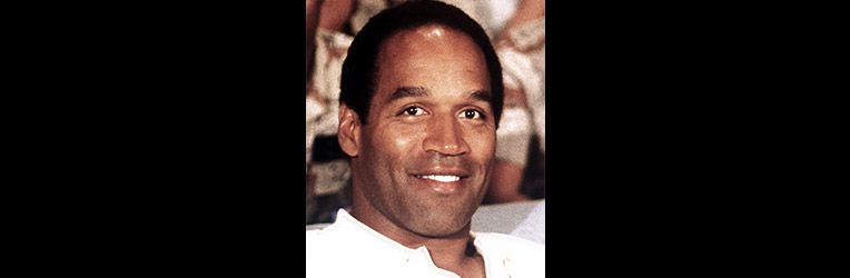 O.J. Simpson – The Second Time Around