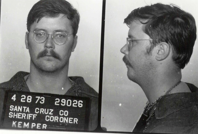 Edmund Kemper claims his sixth victim, 19 year old student Cindy Schall