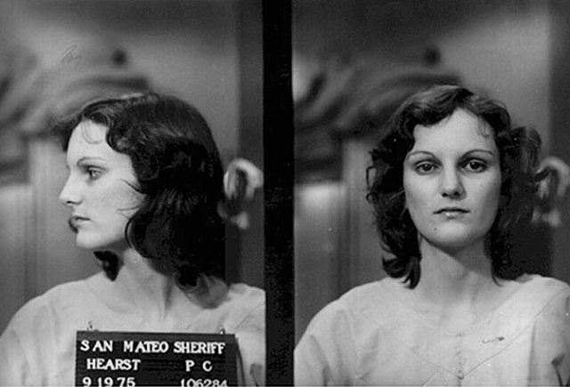 Patty Hearst out on bail