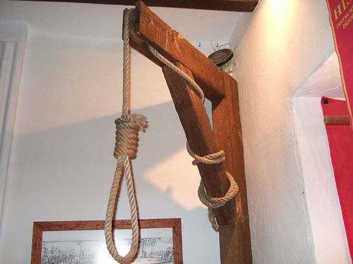 Last woman hanged for murder in Great Britain