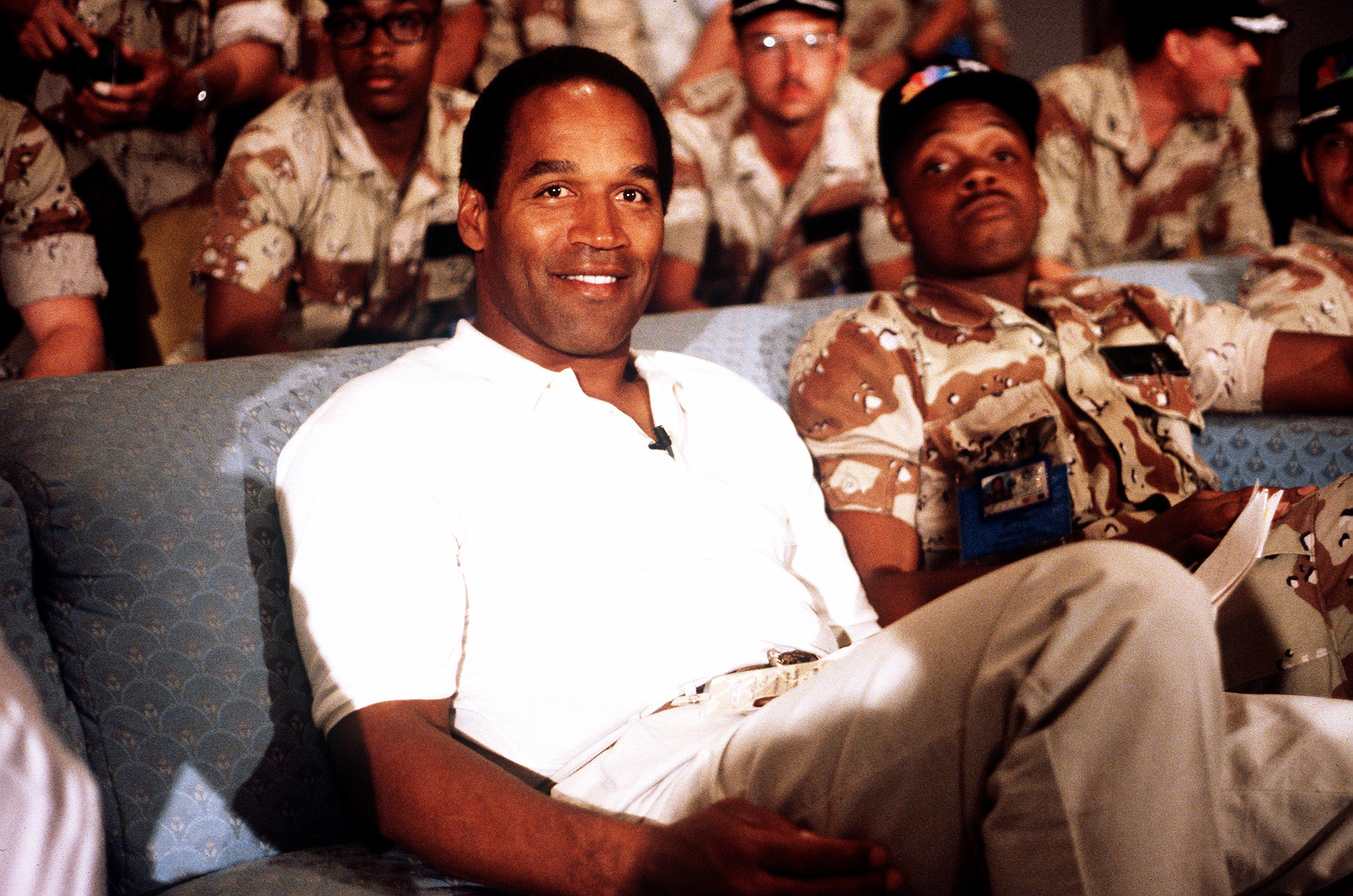 Nicole Brown Simpson and Ron Goldman murdered