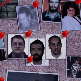 Interactive Crime Board – Snowtown: The Bodies In The Barrels Murders