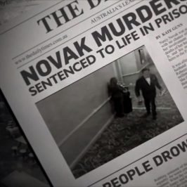 Beyond the Headlines – The Novack Murders
