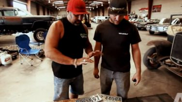 Vegas Rat Rods – The Crew At Work