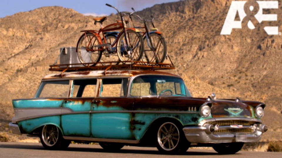 "Pawn Car Title >> Vegas Rat Rods - ""It's The Sh*t"" ⋆ Vegas Rat Rods ⋆ A&E on Foxtel"