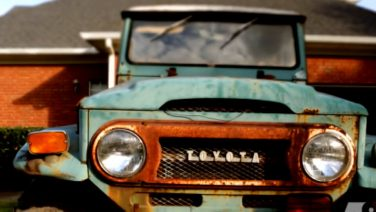 Lost in Transmission – Off-Road Rust Bucket