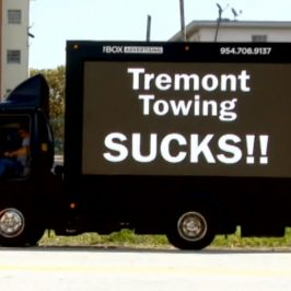 South Beach Tow – Tremont Towing Sucks