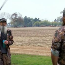 Duck Dynasty – Si's Scared of Snakes