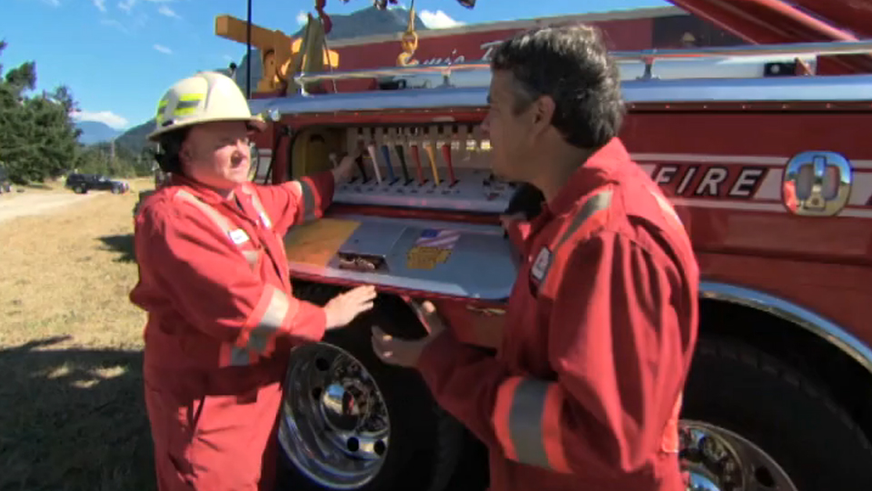 Highway Thru Hell The Rotator ⋆ Highway Thru Hell ⋆ A Amp E