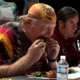 BBQ Pitmasters – Judging Meat