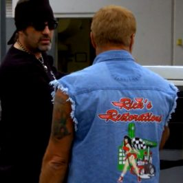 Counting Cars – Rick Helps Danny
