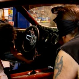Counting Cars – Shoddy Interior