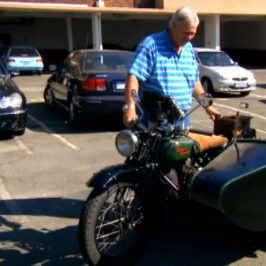 Pawn Stars South Africa – Motorbike and Sidecar