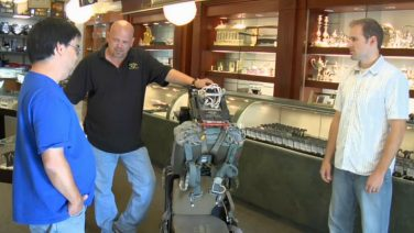 Pawn Stars – Pilot Ejection Seat