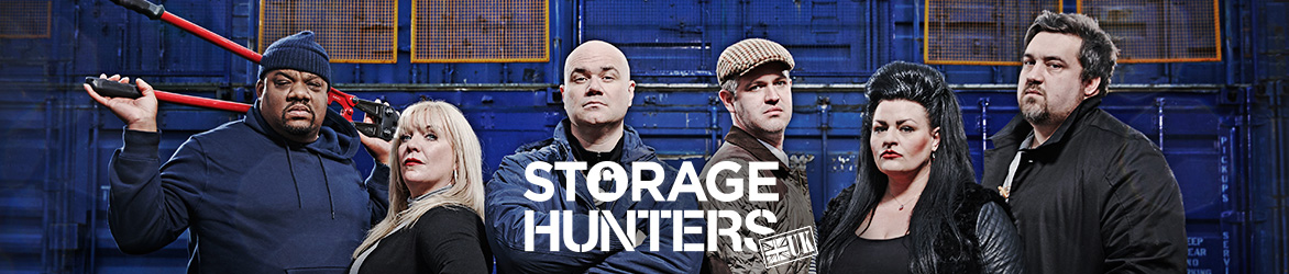 Meet The Bidders of Storage Wars UK