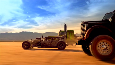 Vegas Rat Rods Promo