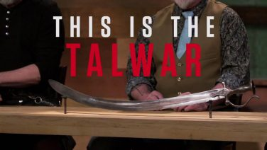 Forged In Fire S4 – Talwar