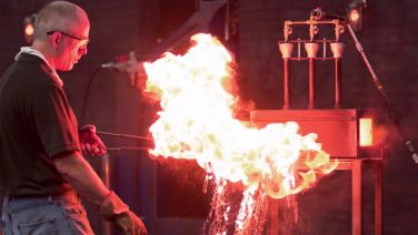 Forged In Fire S4 – Wil Willis on the Job of the Blacksmith