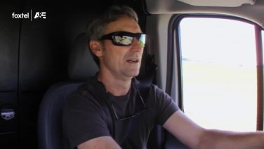 American Pickers S13 – Just relax