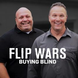 Flip Wars: Buying Blind