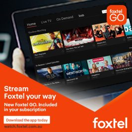 Foxtel GO is back better than ever before