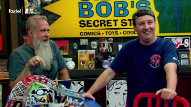 Comic Book Men S7 – E11 Sneak Peek