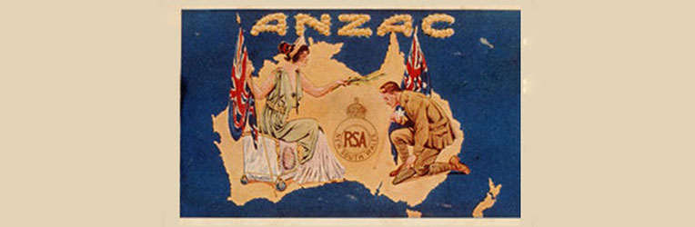 The First Anzac Day in 1916