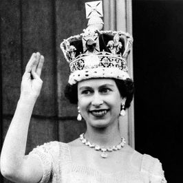 Coronation of Queen Elizabeth II