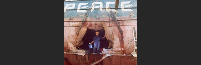 Greenpeace Ship Is Bombed By French Intelligence