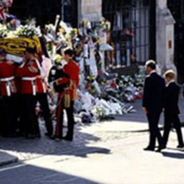 Princess Diana Dies