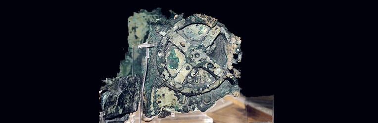 Antikythera Mechanism Discovered