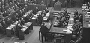 Nuremberg Trials Begin