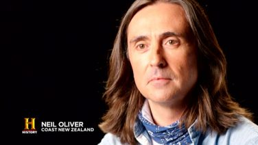 Neil Oliver Interview – Highlight Filming Coast NZ S1