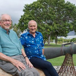 Tony Robinson's Time Walks – Townsville