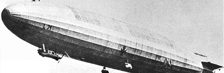 Death of A Zeppelin – The L-31 is shot down