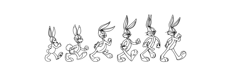 The Birth of Bugs Bunny